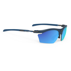 Rudy Project Rydon Slim Lunettes, blue navy matte/multilaser blue
